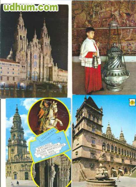 7 postales santiago de compostela a os 7 for Cerrajeros santiago de compostela