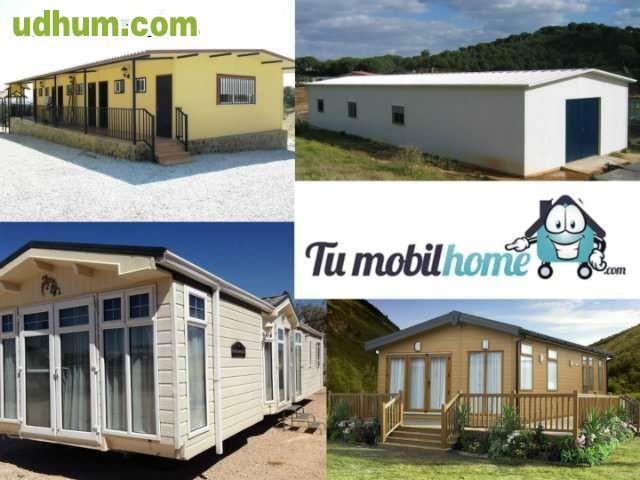 Mobilhomes a medidas y de ocasion for Casas prefabricadas ocasion