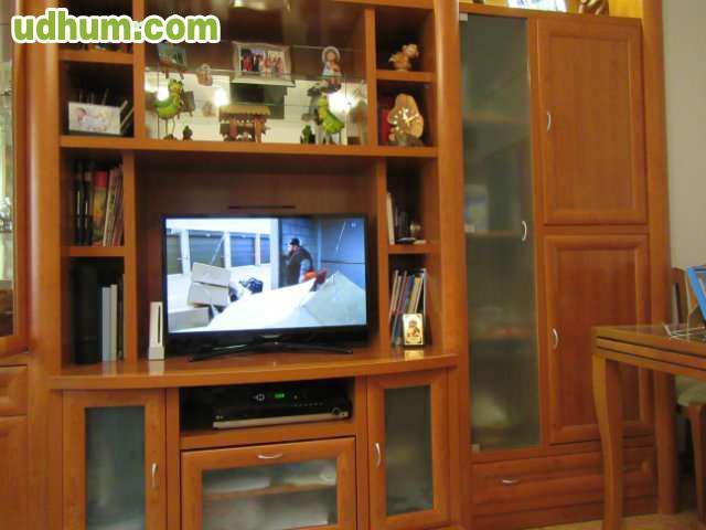 Mueble salon comedor libreria estanteria - Estanterias comedor ...
