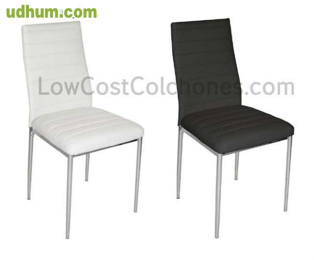 Sillas y mesas de comedor baratas oferta for Sillas para comedor baratas