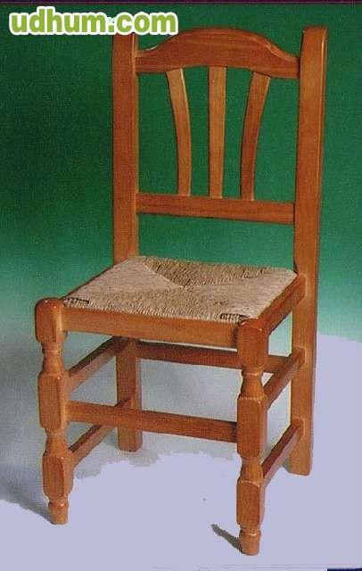 Oferta taburetes y sillas madera for Oferta sillas madera