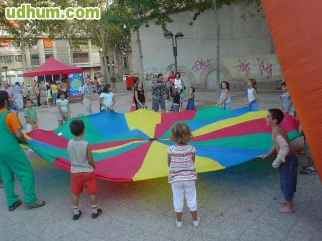 Payaso Para Fiestas Infantiles 1