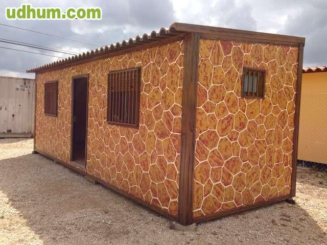 Casa hormigon para guardas vigilantes - Modulos prefabricados para viviendas ...