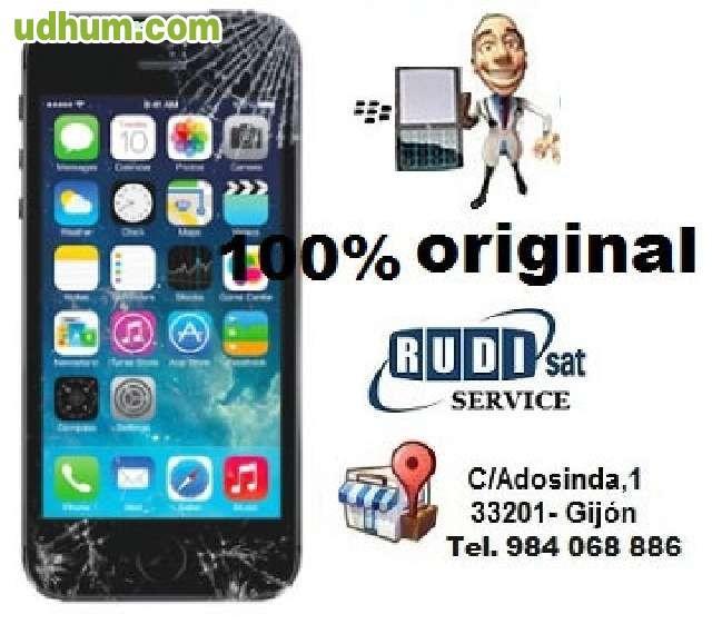 Reparar Iphone Gijon