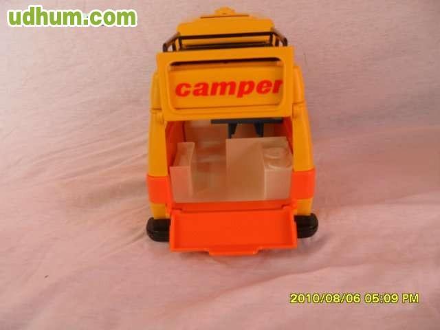 Autocaravana playmobil ref 3148 for Autocaravana playmobil