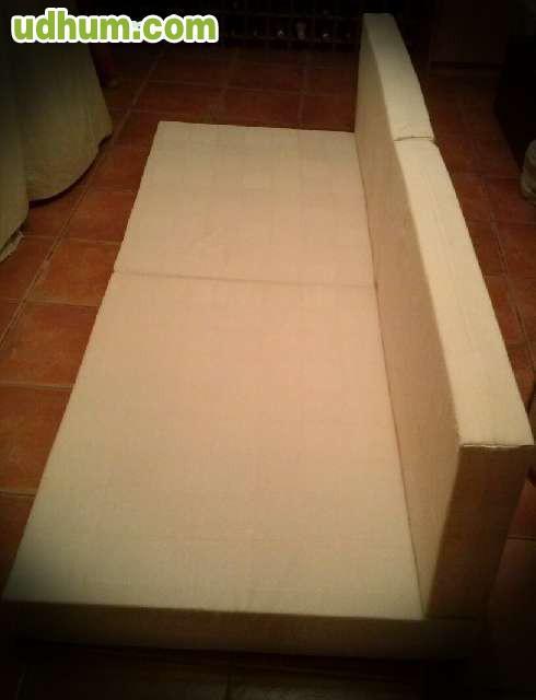 Espigas a medida y para sillon de palet for Espuma a medida para palets