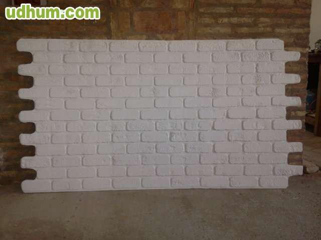 Vigas imitacion panel piedra - Panel imitacion ladrillo ...