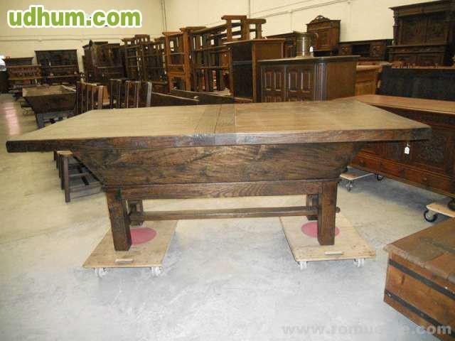 Mesas y sillas rusticas bodega txokos for Mesas y sillas rusticas
