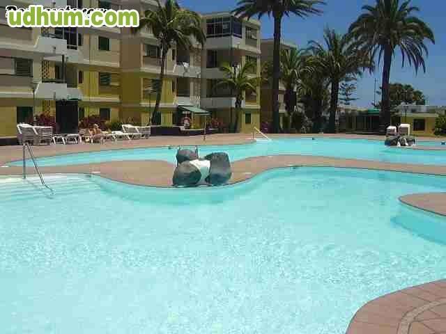 Apartamento en playa del ingles - Apartamentos monterrey playa del ingles ...