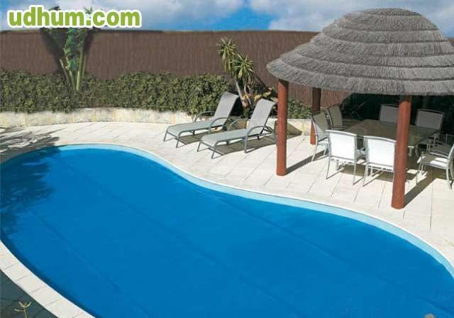 Toldo termico cobertor piscina lona for Lonas para piscinas baratas