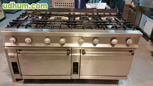 Cocina profesional 1 for Cocina profesional