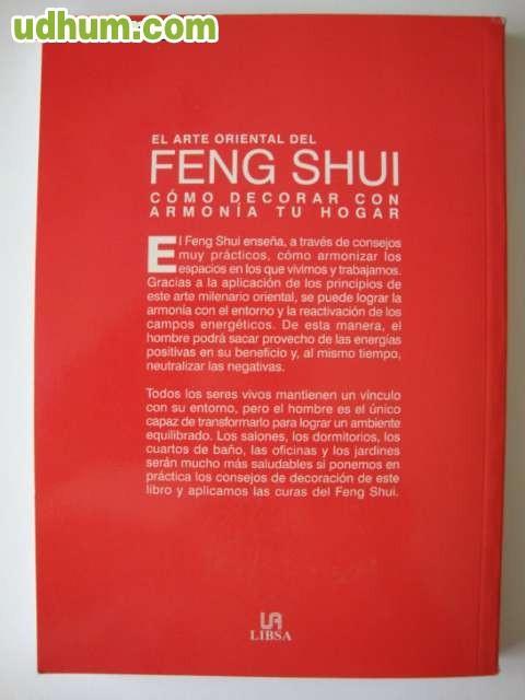 El arte oriental del feng shui for El arte del feng shui