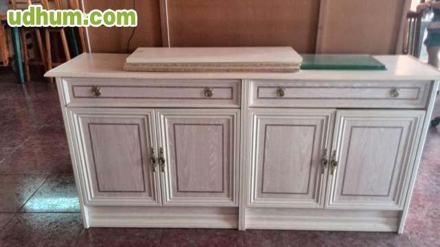 Vendo mueble de salon mesa y comoda for Vendo mueble salon