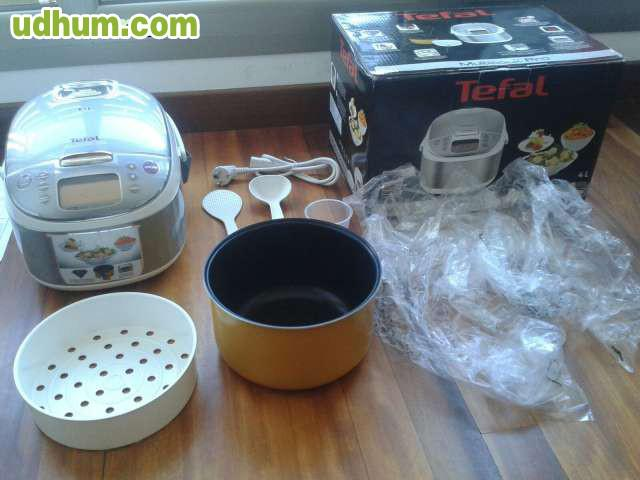 Robot cocina multicook pro tefal - Tefal multicook pro recetas ...