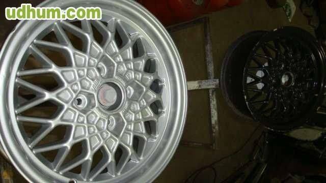 Restauracion de llantas aluminio - Pulir llantas de aluminio a espejo ...