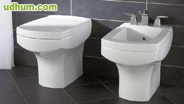 Instalaci n mampara inodoro lavabo bid - Instalacion inodoro suspendido ...