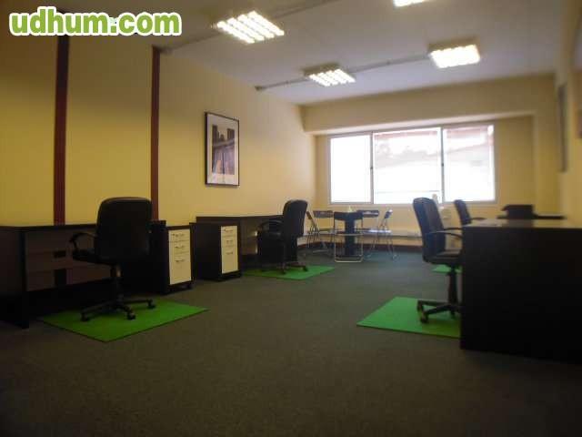 Coworking bulegoak oficinas compartidas for Oficinas compartidas