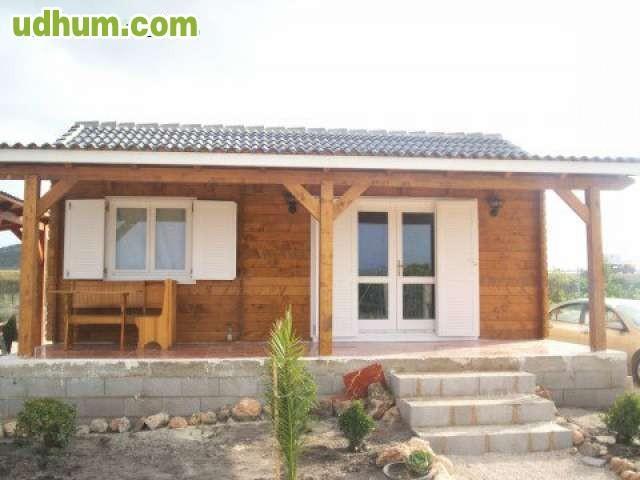casas de madera en pontevedra