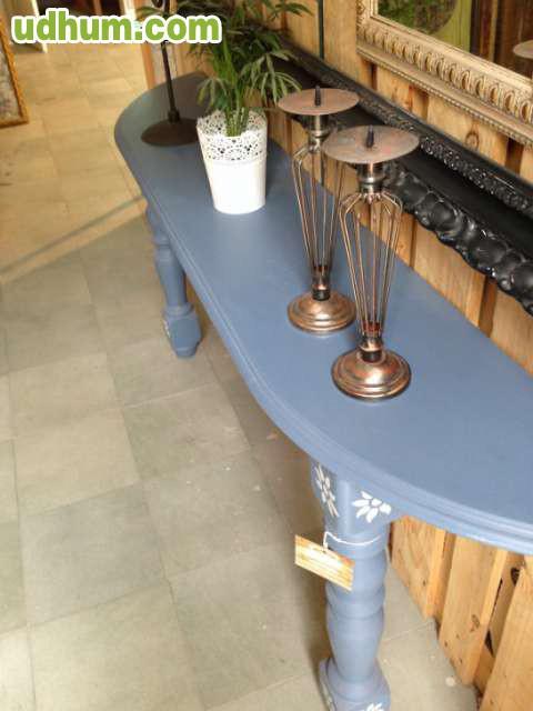 Consola para entrada - Restauradores de muebles ...