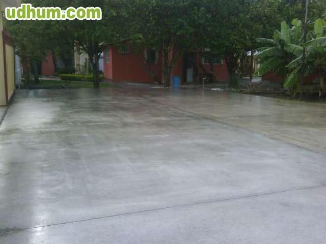 Hormigon fratasado pulido for Piso cemento pulido