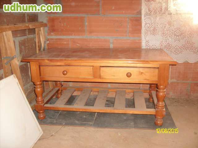 Muebles de madera de pino 1 - Muebles en madera de pino ...