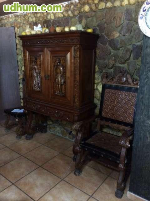 antiguedades muebles antiguos