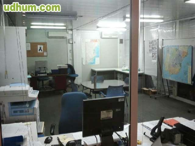 Casa caseta oficina prefabricada obra for Oficina prefabricada
