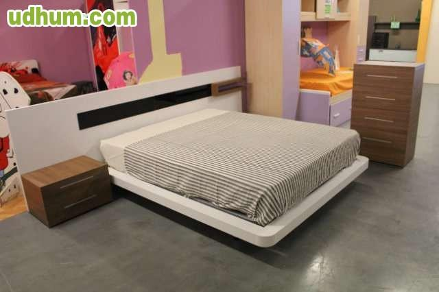 Gran ofert n dormitorio moderno 500 for Muebles oferton