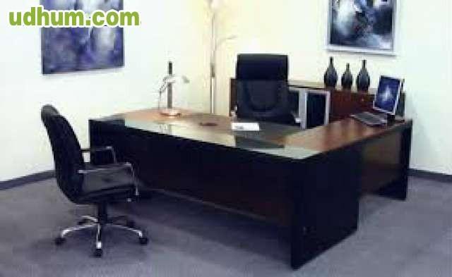 Sillas mesas y muebles de oficina for Mesas y sillas de oficina