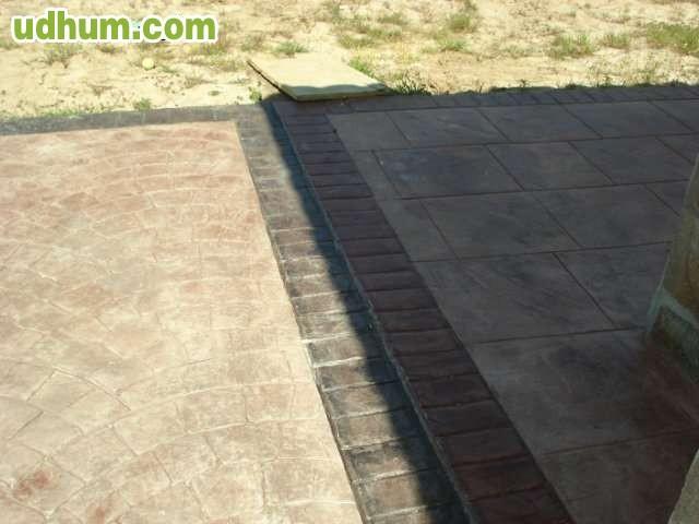 Pavimento de hormigon impreso y pulido 130 - Pavimento hormigon pulido ...