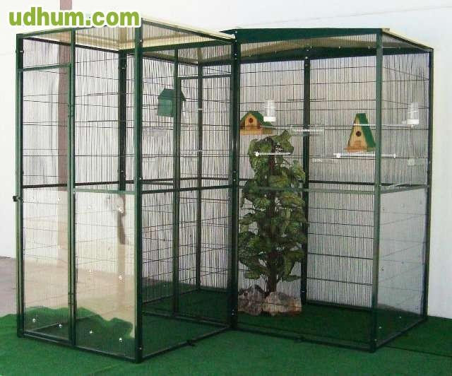 Voladero pajaros envio gratis for Bebederos para aves jardin