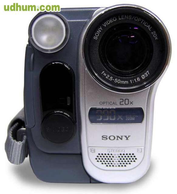 Sony Dcr Trv255e Usb
