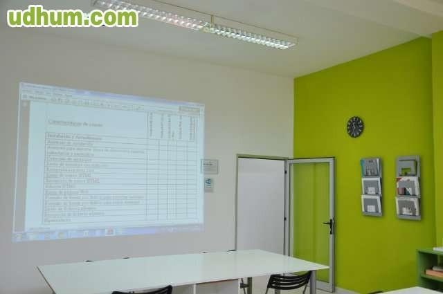 Alquiler de aulas y oficinas for Alquiler de mobiliario de oficina