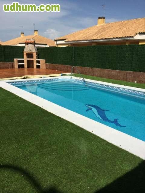 Piscina gunitada y piscina de obra for Precio piscina gunitada 8x4