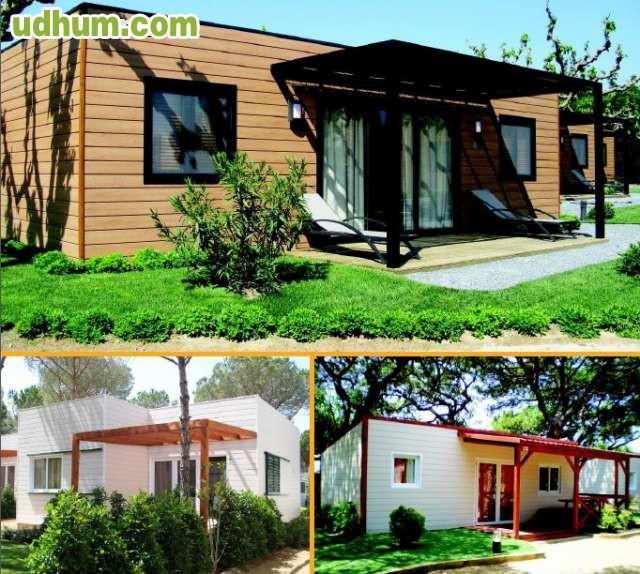 Casa de madera bungalow prefabricada - Fotos de bungalows de madera ...