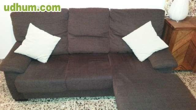 Sofa 2 plazas chaisselongue reversible - Muebles tuco castellon ...