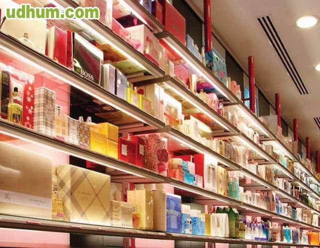 Estanteria perfumeria y cosmetica - Estanterias para perfumerias ...