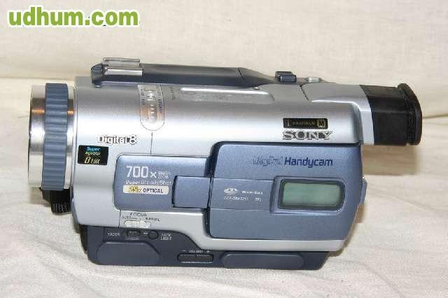 sony digital handycam digital 8 700x zoom manual