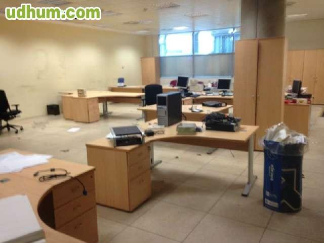 compra de mobiliario de oficina
