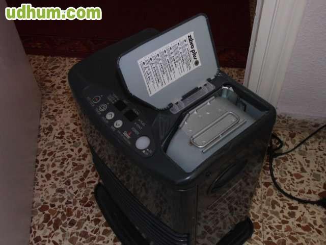 Estufa electronica de parafina zibro - Estufa de parafina electronica ...