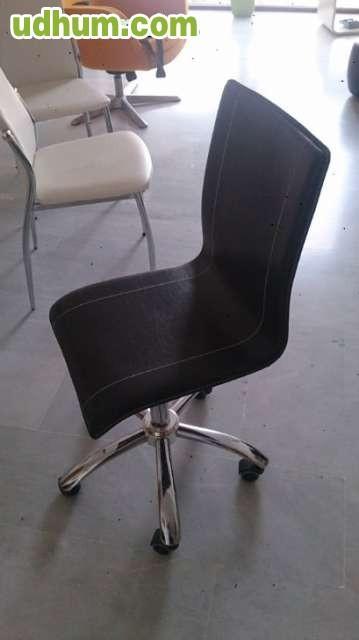 Lote mesa y sillas de despacho for Sillas despacho ikea