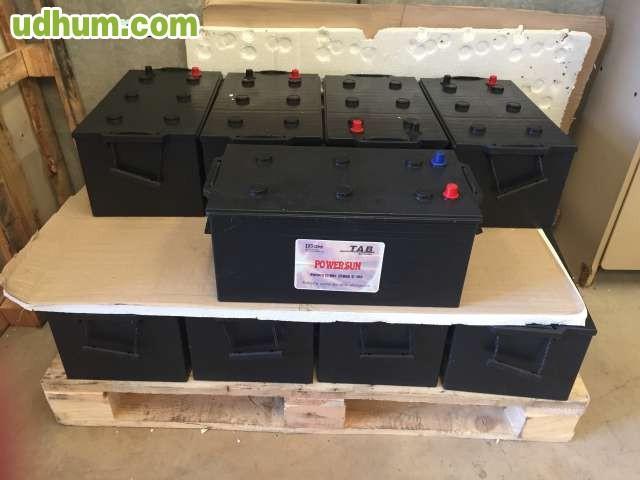 Baterias y placas solares economicas for Baterias placas solares