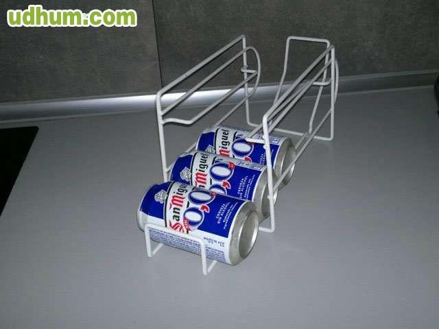 Dispensador latas de refresco - Dispensador de latas ...