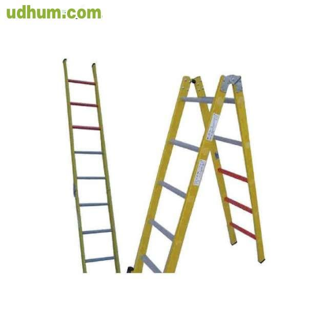 escales de madera y fibra baratas