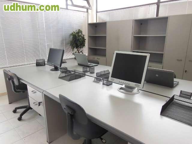 Alquiler oficinas amuebladas compartidas for Oficinas compartidas