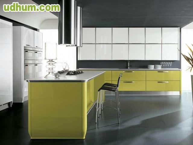 Muebles de cocina italianos carpintero for Muebles de cocina italianos