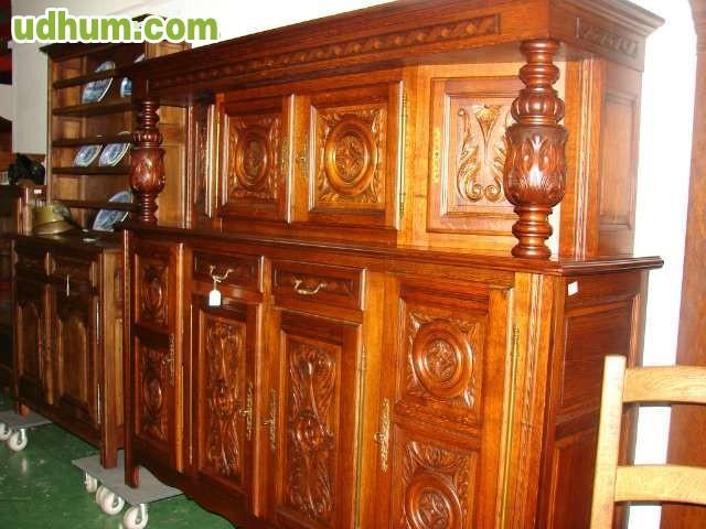 Aparadores antiguos de roble - Muebles rusticos asturias ...