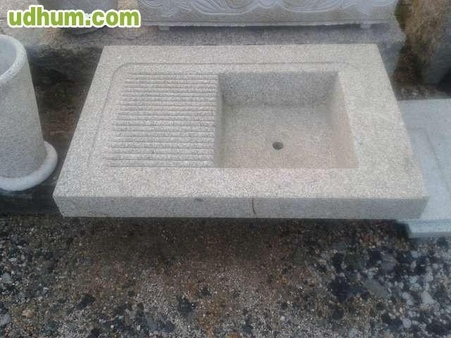 Piedra losetas pasos escaleras pizarra - Balaustradas de piedra ...