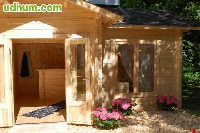 Bungalows de madera penelope - Fotos de bungalows de madera ...