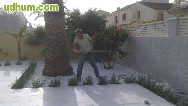 jardinero particular